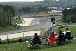 The view of turn one and two