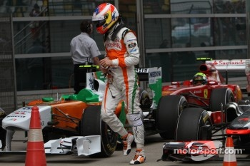 No points this time for Paul di Resta