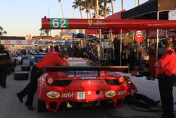 #62 Risi Competizione Ferrari F458 Italia