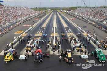 4 Wide Racing at z-Max Dragway