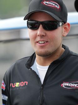 Former Pro Stock driver Ryan Ondrejko