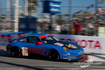 #66 TRG Porsche 911 GT3 Cup: Duncan Ende, Spencer Pumpelly