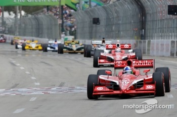 Dario Franchitti, Target Chip Ganassi Racing