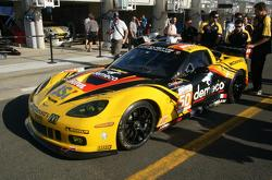 #50 Larbre Competition Chevrolet Corvette C6 - ZR1