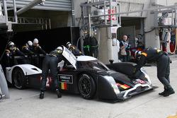 #22 Kronos Racing Lola Aston Martin: Vanina Ickx, Bas Leinders, Maxime Martin