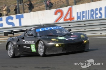 #65 Lotus Jetalliance Lotus Evora: Lukas Lichtner-Hoyer