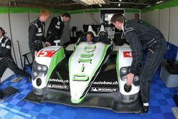 #5 Hope Racing Oreca Swiss Hy Tech-Hybrid: Steve Zacchia, Nicolas Marroc, James Rossiter