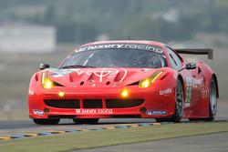 #59 Luxury Racing Ferrari 458 Italia: Stéphane Ortelli, Frédéric Makowiecki, Jean-Denis Deletraz