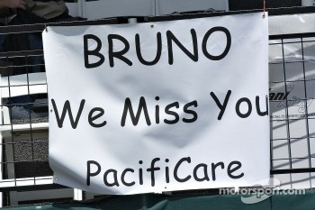 Bruno we miss you