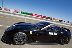 Ferrari 599XX of Scott Tucker