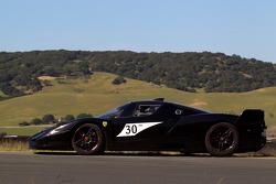 Spin for a Ferrari FXX