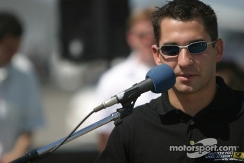 Molson Indy 2005 media event: Timo Glock