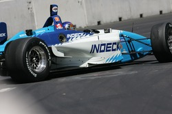 Paul Tracy loops it