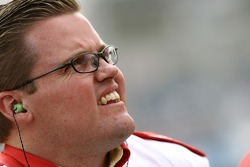 Newman/Haas Racing team member