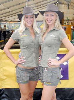 Team Australia girls