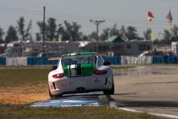 #054 Black Swan Racing Porsche 911 GT3 Cup: Tim Pappas, Damien Faulkner, Sebastiaan Bleekemolen