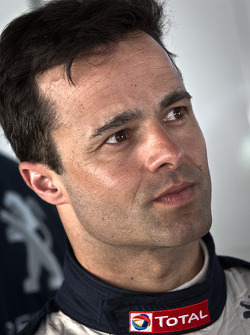 Peugeot Sport media event: Pedro Lamy