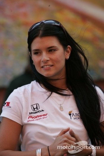 Jackson RaceWeek Festival: Danica Patrick