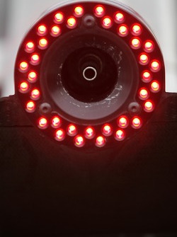 Detail of rear light
