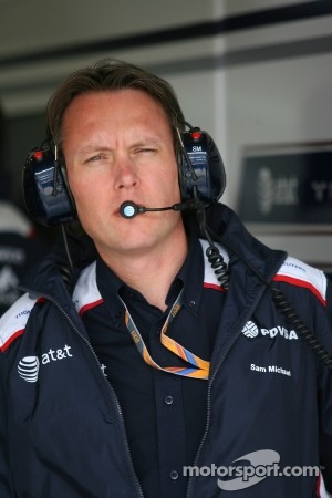 Sam Michael joins McLaren