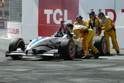 Paul Tracy has a spin
