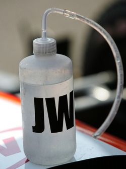 Bottle of Justin Wilson
