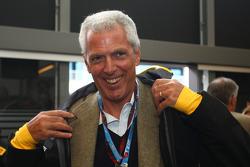 Marco Tronchetti Provera, president of Pirelli