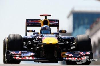 Another pole position for Sebastian Vettel