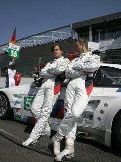 Augusto Farfus Jr. and Jörg Müller