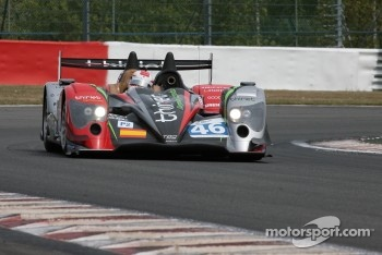 #46 TDS Racing Oreca 03-Nissan: Mathias Beche,Pierre Thiriet, Jody Firth