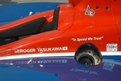 Car of Roger Yasukawa