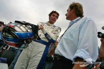 Arie Luyendyk Jr. and Arie Luyendyk