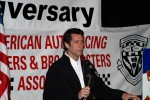 AAWRBA breakfast: Tony George, Indianapolis Motor Speedway President