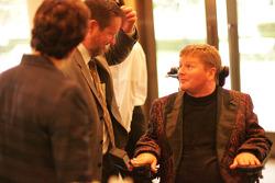 Sam Schmidt talks with Rick Klein