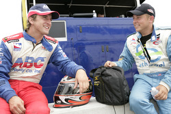 A.J. Foyt IV and Jimmy Kite