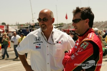 Bobby Rahal and Bryan Herta