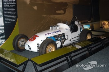 Al Unser, Sr.'s Pikes Peak car