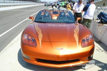 The 2007 Corvette Pace Car