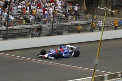 Marco Andretti leads the way at the yard of bricks