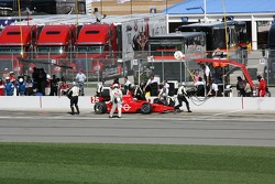 Pitstop for Marty Roth