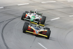 Vitor Meira and Tony Kanaan