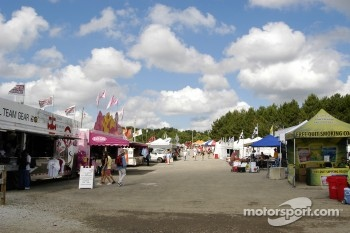 Midway at Mid-Ohio