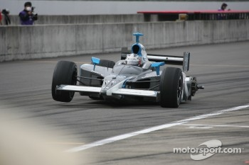 Ed Carpenter in trouble