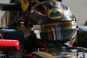 Miracle recovery for Nick Heidfeld