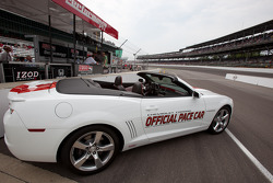 The official pace car for the 2011 Indy 500