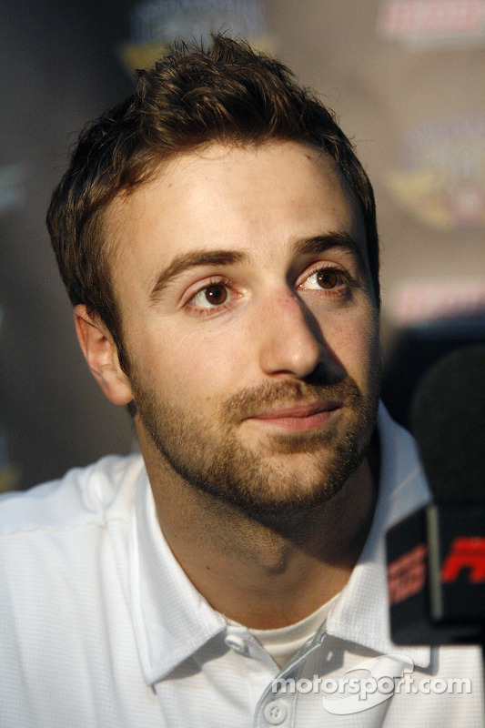 James Hinchcliffe, Newman/Haas Racing