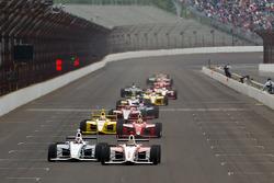 Esteban Guerrieri, Sam Schmidt Motorsports, Josef Newgarden, Sam Schmidt Motorsports