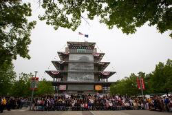 Indy 500 veterans photoshoot