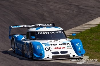 #01 Chip Ganassi Racing with Felix Sabates BMW/Riley: Scott Pruett, Memo Rojas