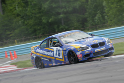 #79 BimmerWorld Racing BMW M3 James Clay, Seth Thomas